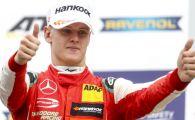 FANTASTIC! Fiul lui Schumacher, la un pas de titlul european in Formula 3! Mick duce mai departe numele de legenda