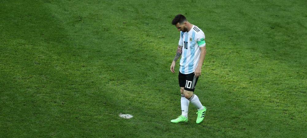 """Declaratia surprinzatoare a selectionerului Argentinei! Ce a spus despre absenta lui Messi de la nationala: """"Acum suntem o echipa!"""""""