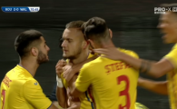ROMANIA - TARA GALILOR | EL E ZLATAN de Romania! Gol FANTASTIC Puscas la 5 minute dupa ce a intrat in teren
