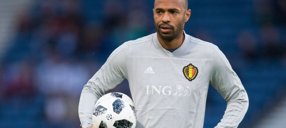 Thierry Henry a spus 'DA'! Semneaza pe 3 ani cu AS Monaco
