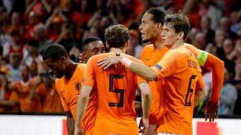 Bucurati-va de fotbal! Masacru la Amsterdam! Germania, distrusa de Olanda: 3-0! Irlanda 0-0 Danemarca; Norvegia 1-0 Slovenia. AICI TOATE REZUMATELE