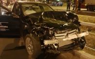 Accident grav la Ploiesti in care a fost implicat fiul lui Leonard Doroftei! Un tanar a ajuns la spital