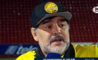 """ATAC fara precedent al lui Maradona asupra lui Messi: """"Nu poti sa-l pui lider pe unul care merge la baie de 20 de ori inaintea unui meci!"""""""