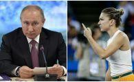 SIMONA HALEP, MOSCOVA | Mesajul lui Vladimir Putin inainte de startul turneului! Simona, principala vizata