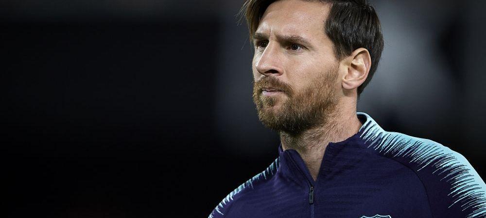 """""""I-am oferit salariu triplu, dar a refuzat!"""" Messi nu a acceptat sa plece de la Barcelona! Dezvaluirea de ULTIMA ORA a presedintelui unui club din Europa"""