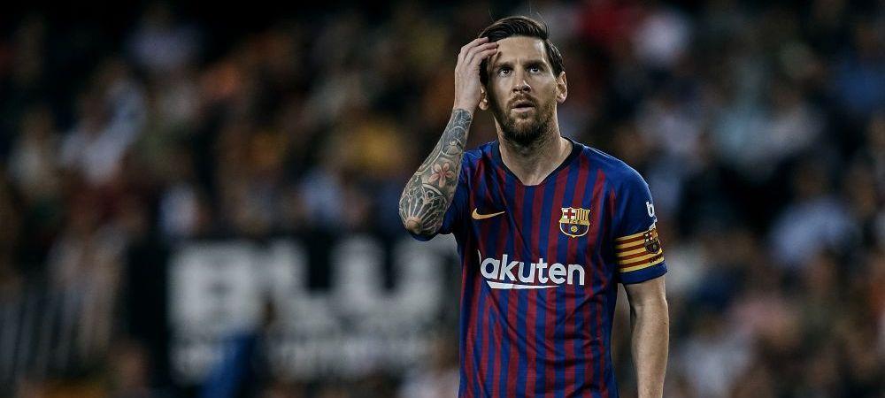 CLAUZA-SURPRIZA din contractul lui Messi cu Barcelona! Catalanii, disperati sa prelungeasca intelegerea cu argentinianul
