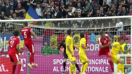 ROMANIA 0-0 SERBIA |  ROSU SEC pentru Tamas! TATARUSANU, EROU! Romania a REZISTAT in 10 impotriva Serbiei! AICI toate fazele meciului