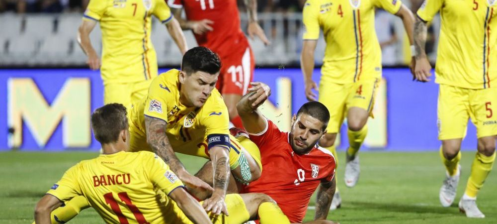 "ROMANIA - SERBIA, 16.00, PRO TV | Nationala trebuie sa-l opreasca pe HULK: ""Mananc ORICE sa devin cat mai puternic!"""
