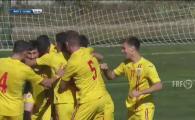 """Zlatan"" al Craiovei a reusit o BIJUTERIE pentru nationala Romaniei! A ametit 3 jucatori si apoi a sutat imparabil! VIDEO"
