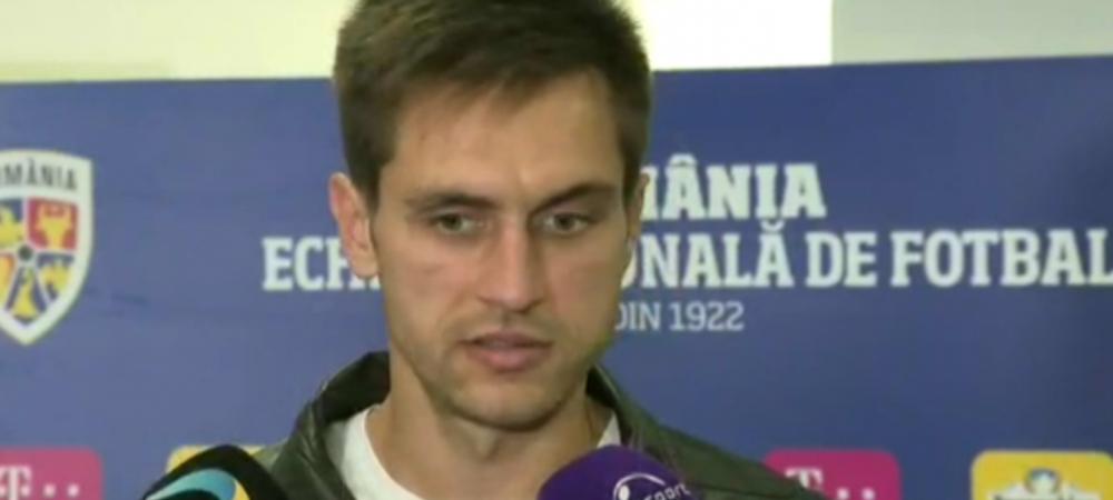 "ROMANIA 0-0 SERBIA | ""E cel mai prost gazon pe care am jucat vreodata!"" Tatarusanu a EXPLODAT dupa egalul cu Serbia! ""Nu se putea sta in picioare"""