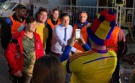 ROMANIA 0-0 SERBIA | Gest impresionant al lui Contra dupa meci: a stat jumatate de ora cu fanii la poze, desi abia se tinea pe picioare
