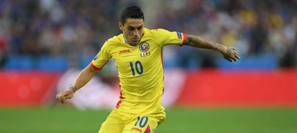 """Stanciu, injurat pe retelele de socializare dupa meciul cu Serbia! Reactia jucatorului: """"Ma bucur ca a vazut meciul si a inteles tot!"""""""