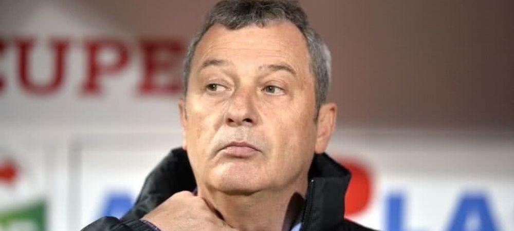 Play Off sau play in alta parte! Negoita i-a trasat obiectiv lui Rednic calificarea in primele 6, altfel poate pleca pana in martie de la Dinamo