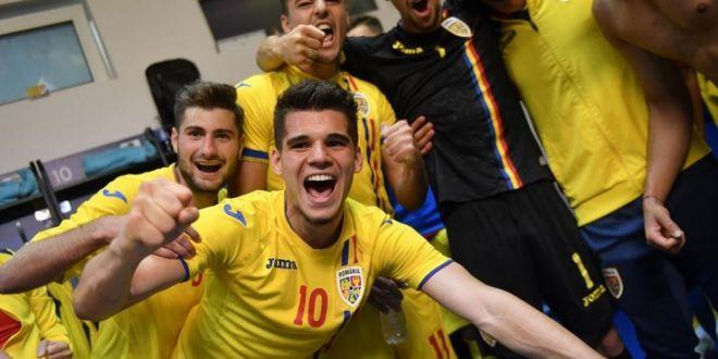 Liderul Spaniei, cu ochii pe Ianis Hagi si pe un jucator de la FCSB:  Au trimis scouter la ultimul meci . Anunt urias pentru doi romani de la U21