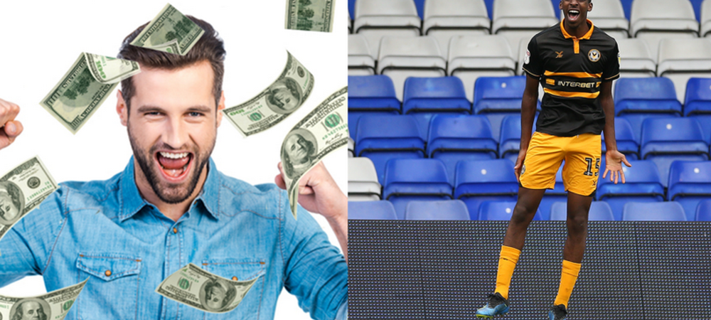 Lovitura uriasa la pariuri! A castigat aproape 100.000 de euro cu 6 pariati! Pe ce meciuri a mizat
