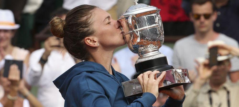 S1MONA 2018! Mesajul special publicat de Halep dupa ce a aflat ca termina anul pe primul loc WTA | FOTO
