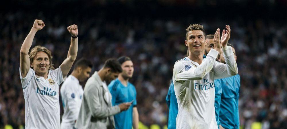 """""""Am pus pariuri in vestiar!"""" Dezvaluiri din culise ale lui Modric: E INCREDIBIL cum au trait jucatorii Realului plecarea lui Ronaldo"""
