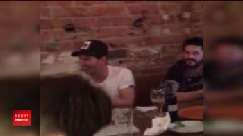 """Messi a iesit la masa cu familia! Surpriza pe care i-a facut-o baiatul cu pizza starului argentinian: """"Am invatat de la tine!"""""""