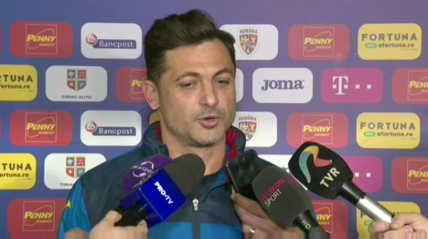 """""""Daca ar juca nationala U21 cu nationala mare, ce s-ar intampla?!"""" Raspunsul lui Radoi"""