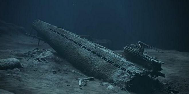 Epava unui submarin nazist e un adevarat Cernobil subacvatic! Ce se intampla in apropierea ei