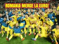 ROMANIA U21 - LIECHTENSTEIN U21 4-0   Generatia de EURO! Golurile lui Puscas, Ianis Hagi si Petre duc nationala de tineret la turneul final! TOATE FAZELE VIDEO