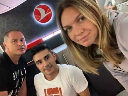 Simona Halep nu renunta! A plecat la Singapore: Fotografia publicata de romanca dupa ce s-a retras de la Moscova
