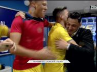 ROMANIA U21 LA EURO 2019   Jucatorii i-au STROPIT interviul lui Radoi! Momente FABULOASE in direct la Pro X! Ce a cerut Radoi dupa calificare