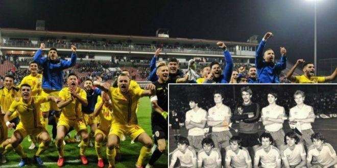 Scrisoarea emotionanta primita de jucatorii Romaniei U21 dupa calificarea istorica la Euro