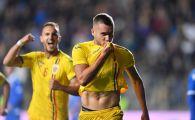 ROMANIA U21 LA EURO | Golgheterul Romaniei, la egalitate cu un jucator al lui Real Madrid! Puscas a devenit cel mai bun marcator din istoria Romaniei U21