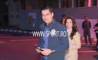 Burleanu si-a luat pentru prima data iubita la meci! Primele imagini cu femeia care i-a furat inima presedintelui FRF: FOTO