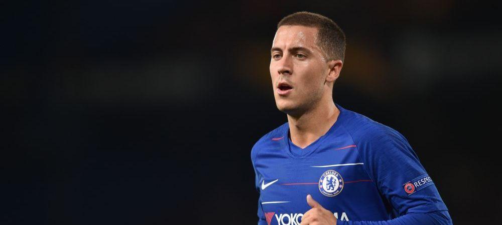 Chelsea da LOVITURA! Oferta de nerefuzat pentru a nu-l pierde pe Hazard: Real isi poate lua adio de la belgian