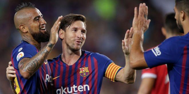 HALUCINANT! Un jucator de la Barcelona a fost amendat cu 800.000 de euro dupa o BATAIE in club! Anunt de ULTIMA ORA