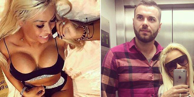 Ce a ajuns sa faca pentru bani bomba sexy a lui Cristian Daminuta. Mariaj cu nabadai cu Iasmina! FOTO