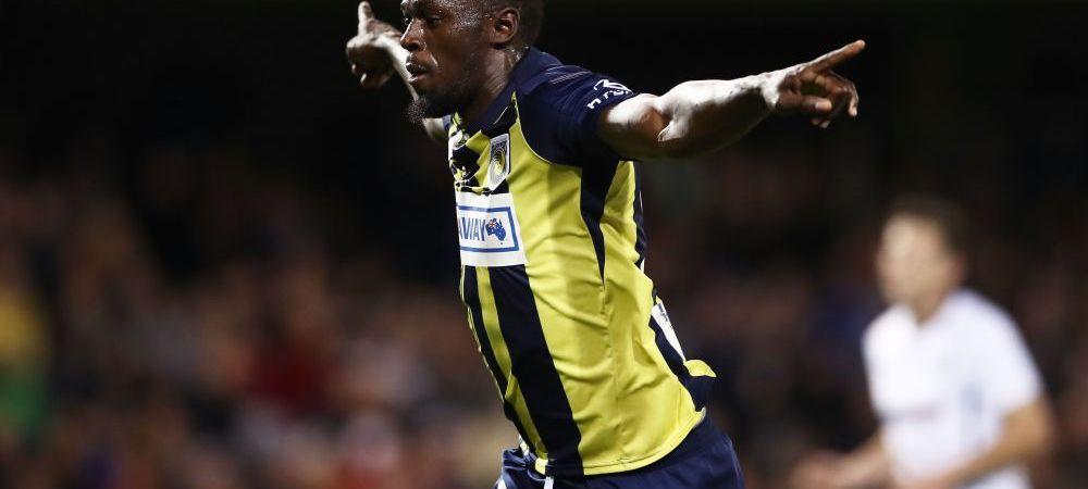 Prima imagine cu RATING-ul lui Usain Bolt in FIFA 19. Va fi primul jucator din istoria FIFA cu 99 viteza, dar totalul este dezamagitor