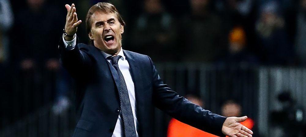 S-au intalnit la Madrid si au cazut de acord! Florentino Perez l-a ales pe inlocuitorul lui Lopetegui
