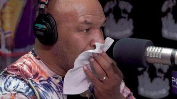 """Mike Tyson a izbucnit in LACRIMI in direct: """"E foarte dificil sa vorbesc despre asta!"""" DRAMA traita de marele luptator"""