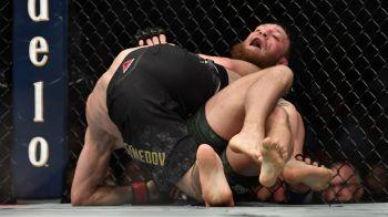 """Abia acum s-a aflat! Ce s-a intamplat cu adevarat dupa lupta dintre McGregor si Khabib! Un fan a sarit in mijlocul HAOSULUI: """"Conor putea fi OMORAT!"""""""
