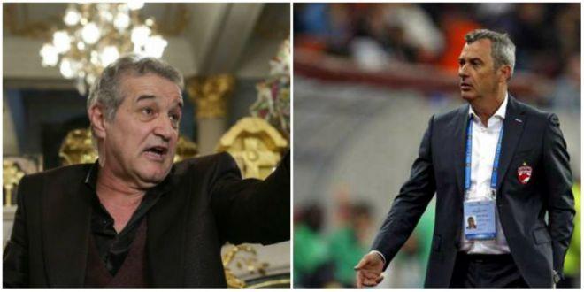 Raspuns ACID al lui Becali pentru Rednic dupa ce s-a luat de Dica si MM Stoica:  A fost o gluma proasta! Nu l-am dorit niciodata la FCSB!