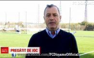Rednic ii cheama pe fanii lui Dinamo inapoi la stadion! Cantecul pe care vrea sa-l auda la redebut
