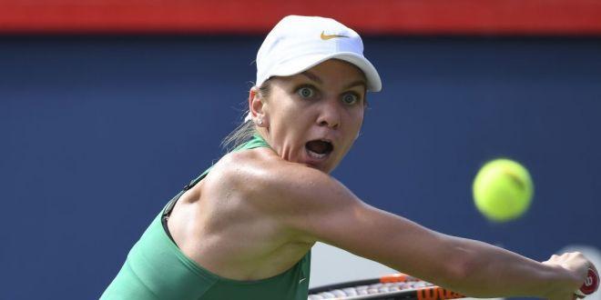 WTA a luat decizia finala dupa abandonul Simonei Halep de la Moscova! Ce se intampla cu romanca