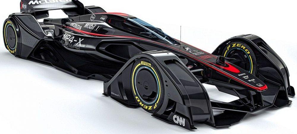 Cum arata masina de curse a viitorului? O conduci prin telepatie si se repara singura!