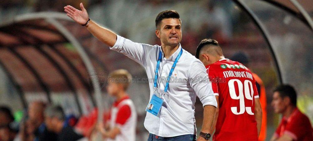 Surpriza uriasa! Au 27 de goluri primite in 12 meciuri. Unde va antrena Bratu dupa despartirea de Dinamo