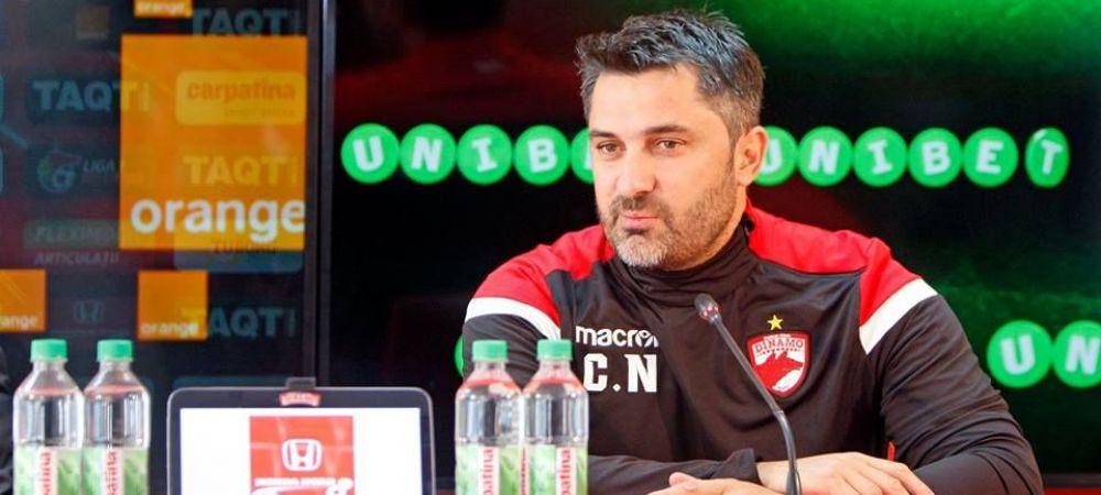 Surpriza uriasa! Claudiu Niculescu, aproape sa revina pe banca la o saptamana dupa plecarea de la Dinamo! Cu ce club negociaza