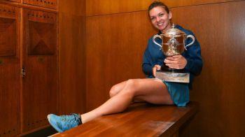 2018 a fost anul EI! Simona Halep, desemnata jucatorea ANULUI in tenisul feminin! Si Buzarnescu a primit o veste buna