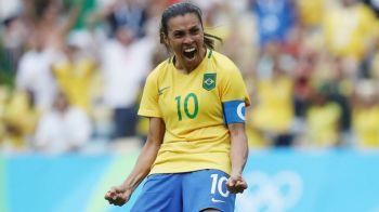SPECIAL   Regina fotbalului! Povestea celei mai bune jucatoare de fotbal din istorie: a fost singura fata intr-o echipa de baieti, astazi are 6 Baloane de Aur