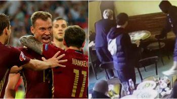 Justitia rusa cere 7 ani de inchisoare pentru fotbalistii din nationala Rusiei care au rupt cu bataia un diplomat! Cererea de eliberare pe cautiune, refuzata