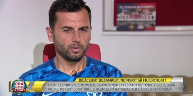 EXCLUSIV | Ce spune Nicolae Dica despre demitere si critici:  Eu ma bucur ca am rezistat atat, inseamna ca am facut ceva . Raspunsul dat celor care i-au cerut sa plece