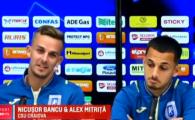 """Ce facea Mangia ultima data cand Craiova a invins Steaua: """"Eram student la drept!"""" Bancu: """"Asa, din gura, am fost mereu pregatiti!"""""""