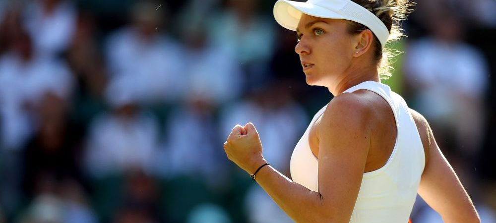 """Schimbare istorica la Wimbledon! Reactia Simonei Halep: """"Cateodata, e de ajuns!"""""""