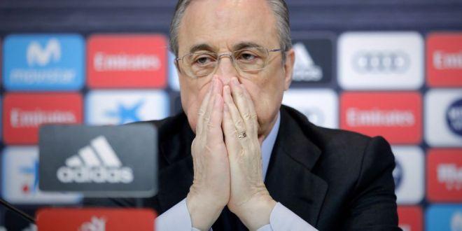 Imaginea zilei! Ce facea Florentino Perez in timp ce Real suferea o noua infrangere soc in La Liga:  Ciao, Antonio!  :)